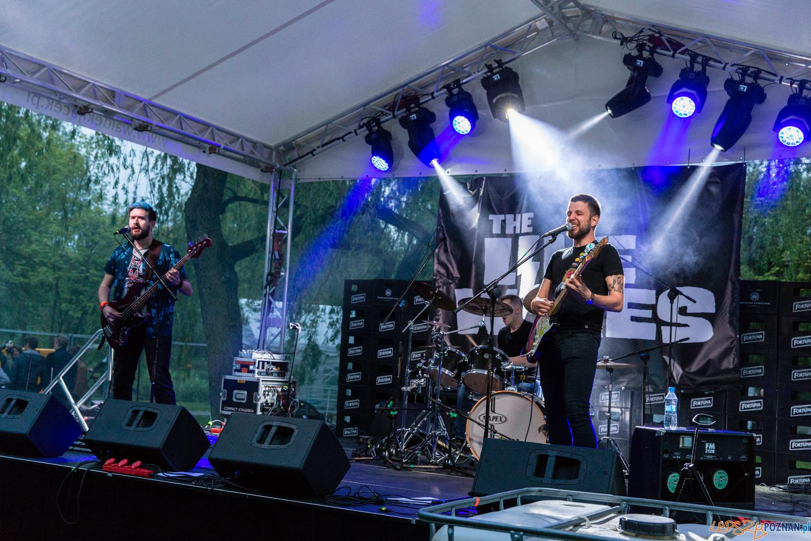 Juwenalia 2019 (The Live Wires) - dzień 1 - Poznań 24.05.2019  Foto: LepszyPOZNAN.pl / Paweł Rychter
