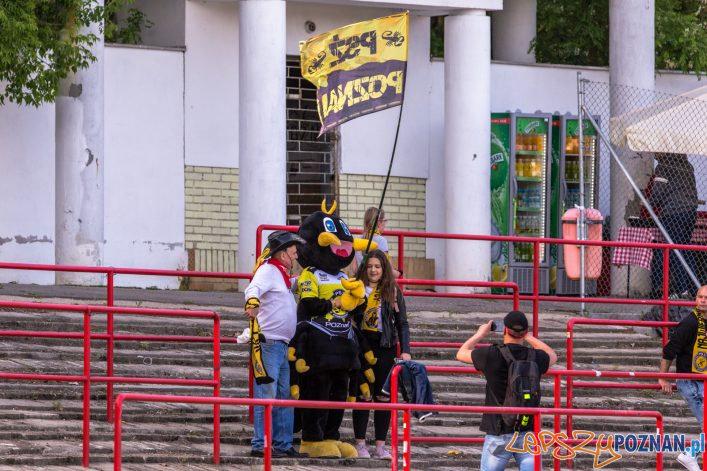 Power Duck Iveston PSŻ Poznań a Stainer Unią Kolejarzem Rawic  Foto: LepszyPOZNAN.pl / Paweł Rychter
