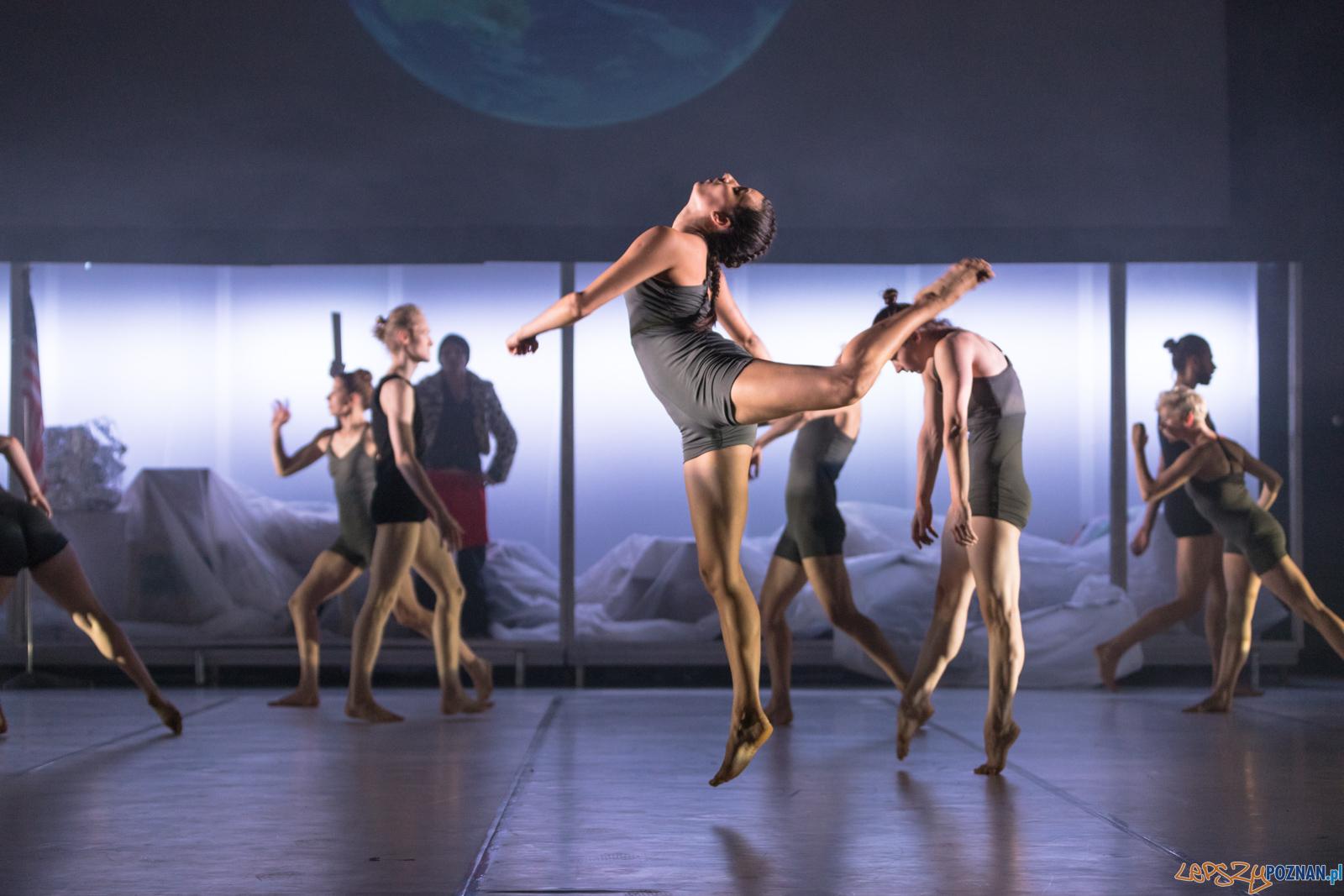Obiecana Ziemia Obiecana - Polski Teatr Tańca - Malta 2019  Foto: lepszyPOZNAN.pl/Piotr Rychter