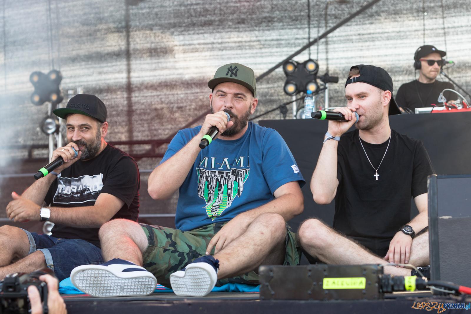 Edison Festival - Taste The Music - O.S.T.R.  Foto: lepszyPOZNAN.pl/Piotr Rychter