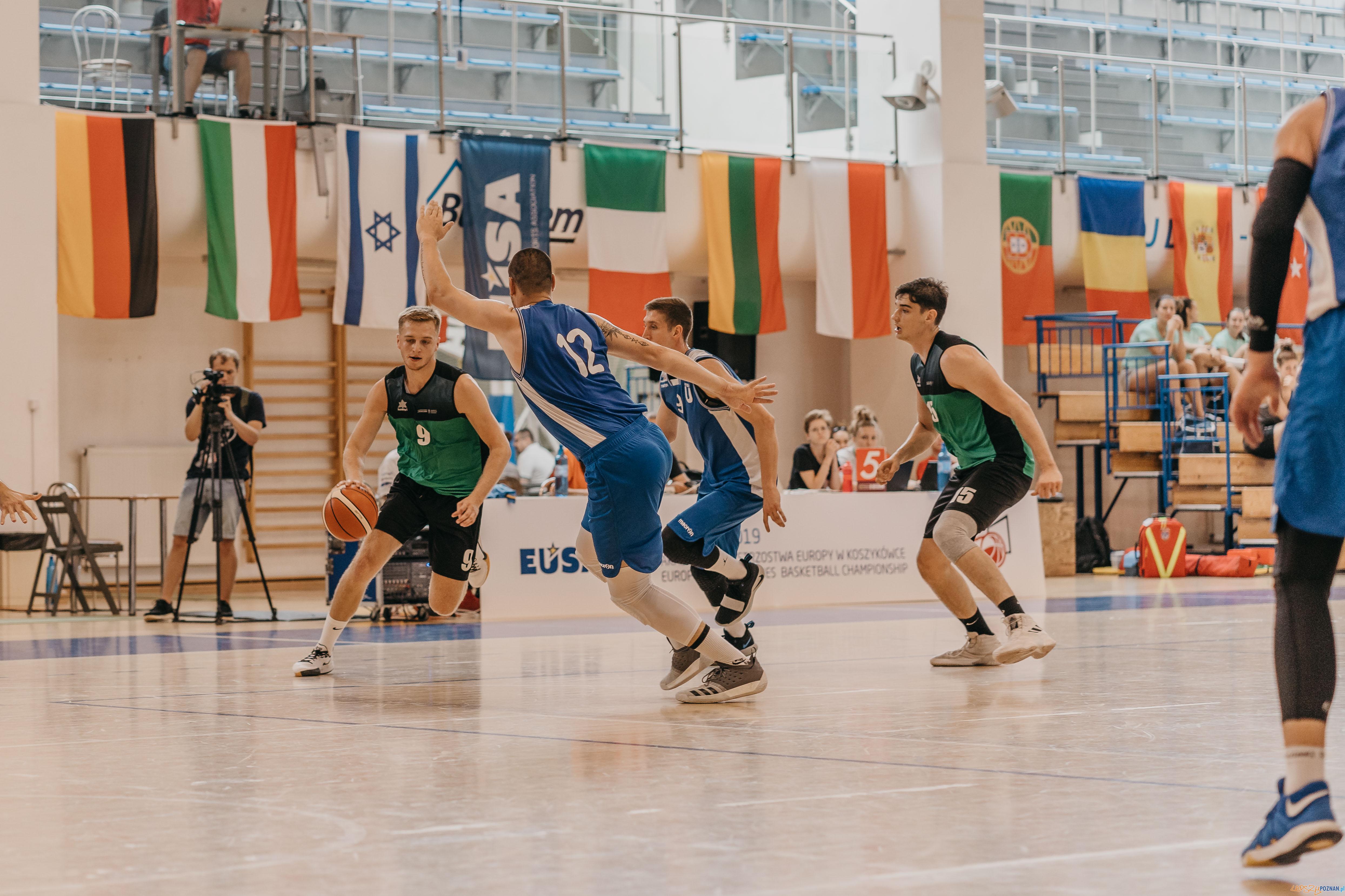 Akademickie Mistrzostwa Europy w koszykówce  Foto: materiały prasowe