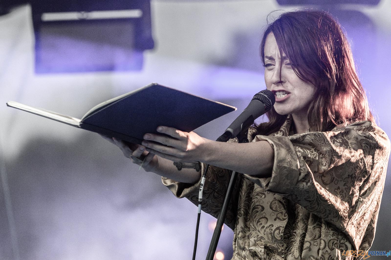 #NaFalach - Natalia Przybysz - Poznań 19.07.2019 r.  Foto: Paweł Rychter