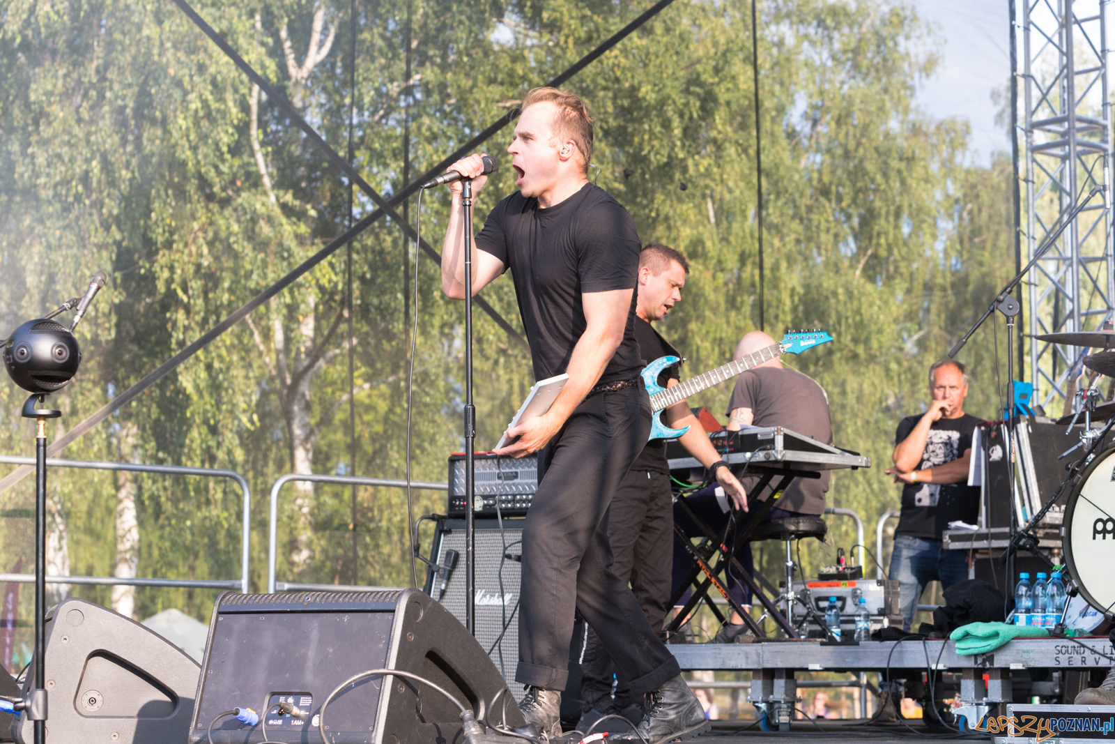 #NaFalach - Luxfest - Coma  Foto: lepszyPOZNAN.pl/Piotr Rychter