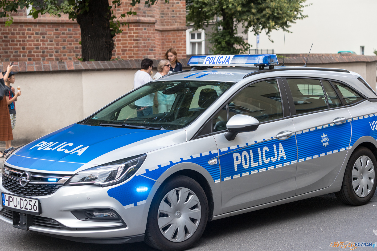 Policja  Foto: lepszyPOZNAN.pl/Piotr Rychter
