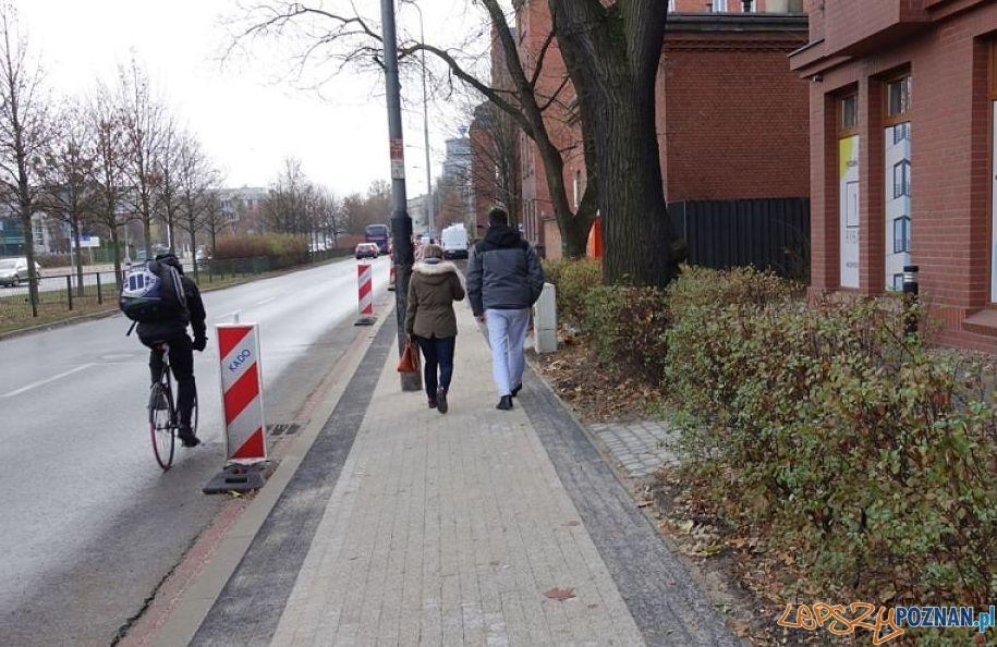 Solna - chodnik  Foto: ZDM