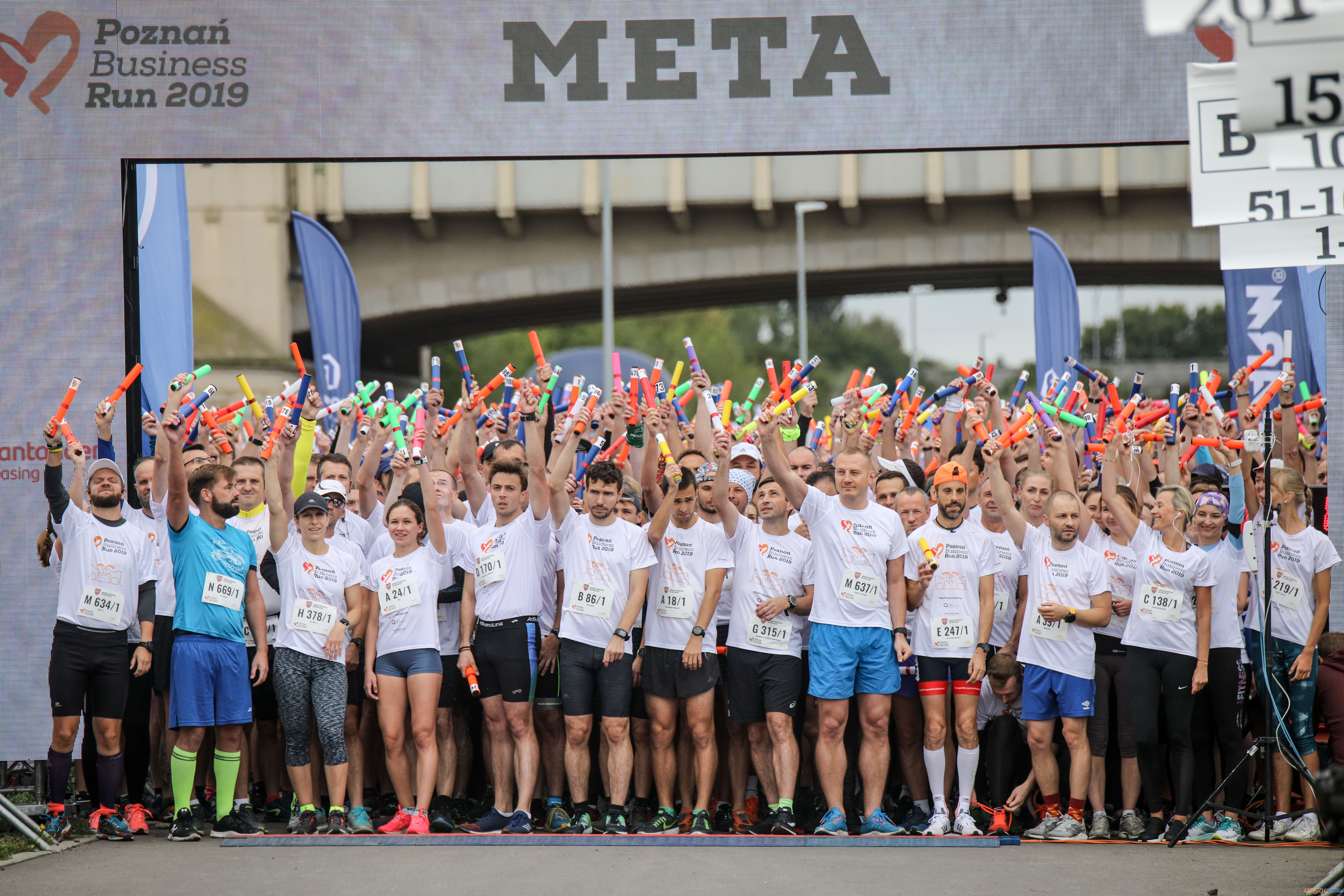 Poznań Business Run  Foto: materiały prasowe