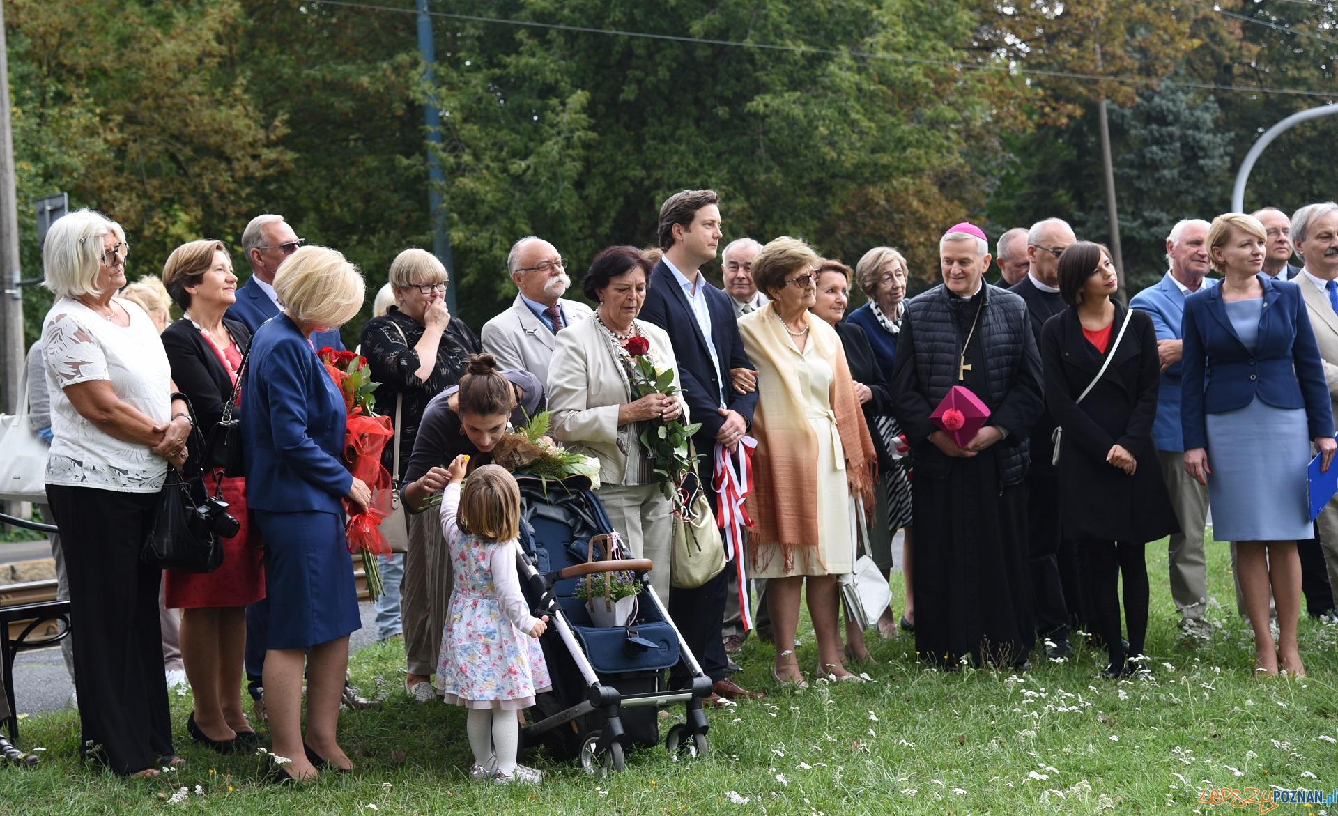 skwer Czesława Janickiego  Foto: materiały prasowe / UMP
