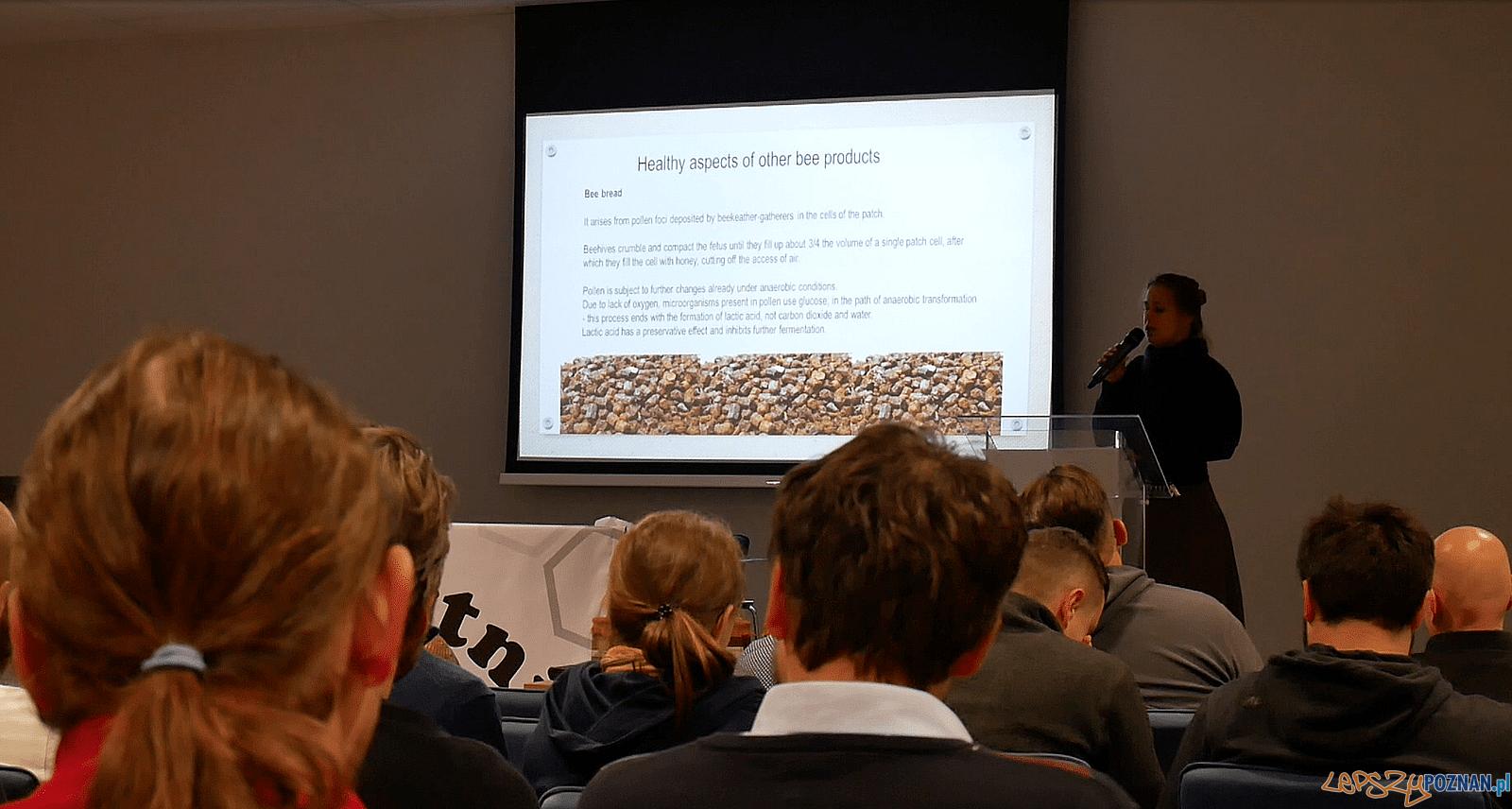 Konferencja miodosytników na MTP  Foto: materiały prasowe