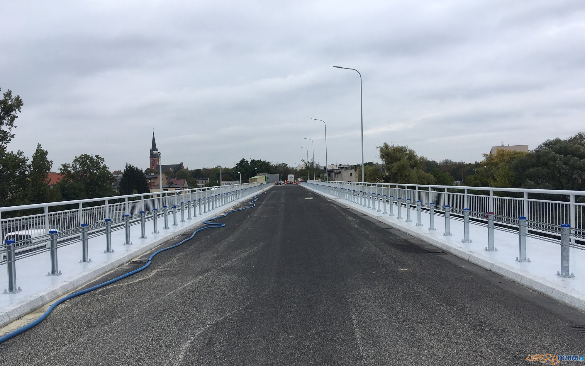 Przejedziemy po wyremontowanym moście  Foto: GDDKiA Poznań