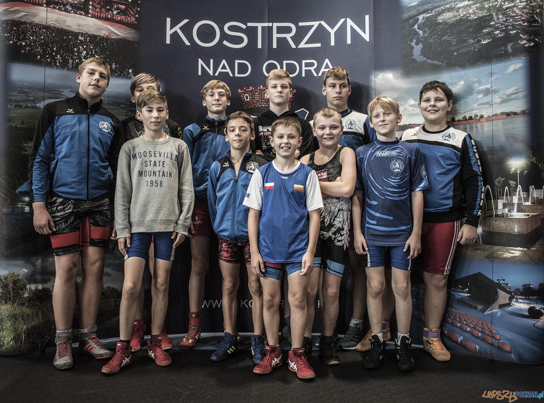 Międzywojewódzkie Mistrzostwa Młodzików 2019  Foto: materiały prasowe / KS Sobieski