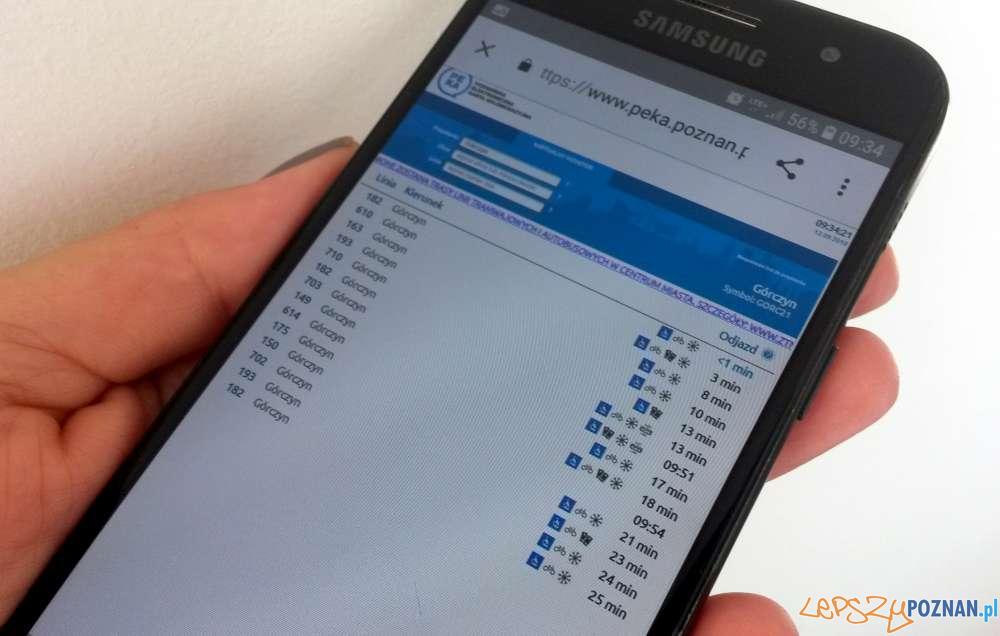 Wirtualny Monitor PEKA  Foto: materiały prasowe ZTM