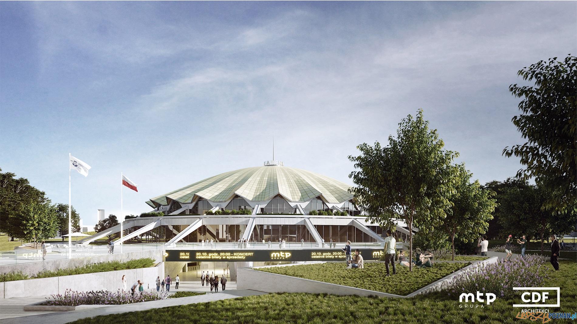 Hala Arena w nowej odsłonie  Foto: materiały prasowe