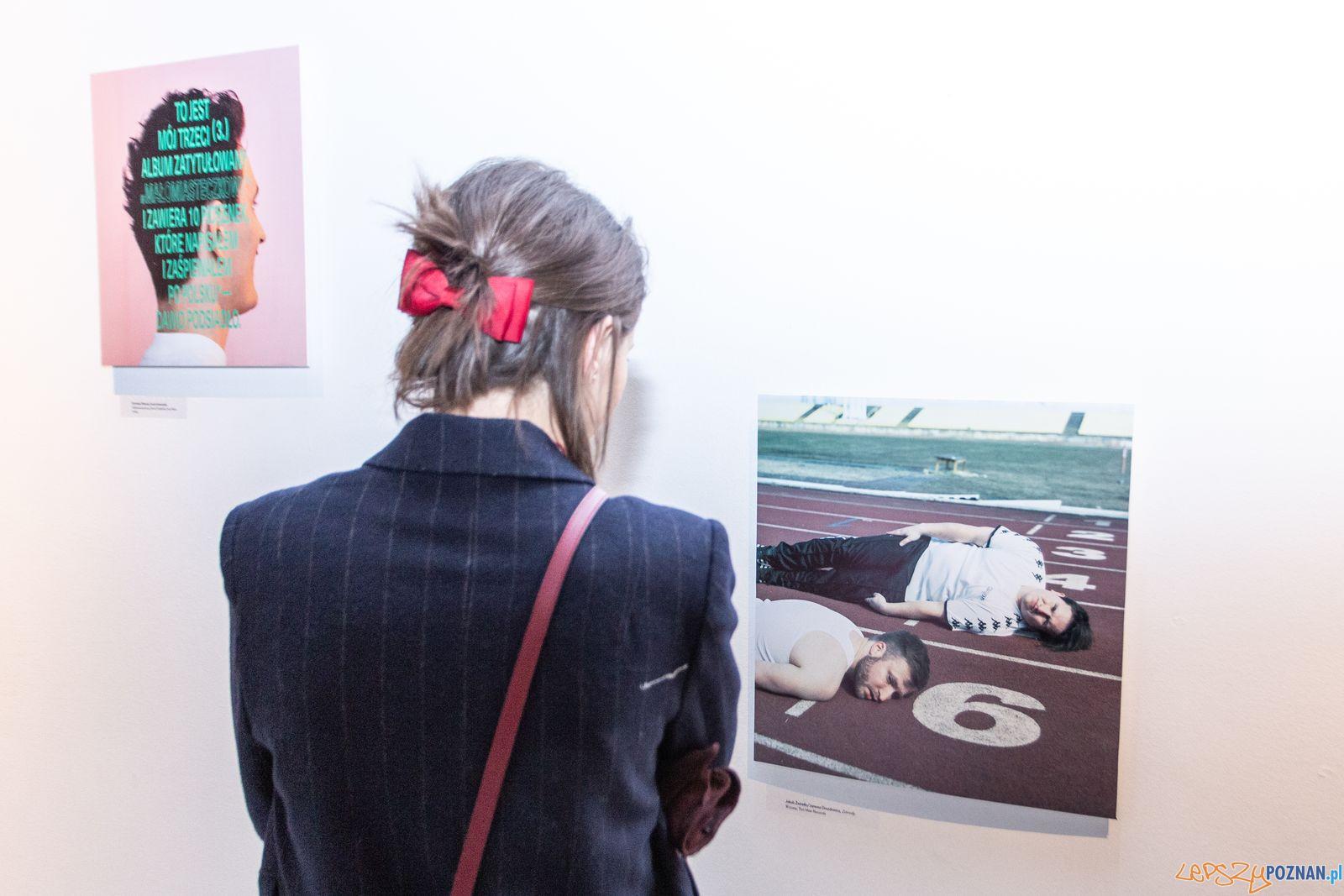 Wystawa Płyta Roku 2018  Foto: Jakub Krzyżanowski / materiały prasowe
