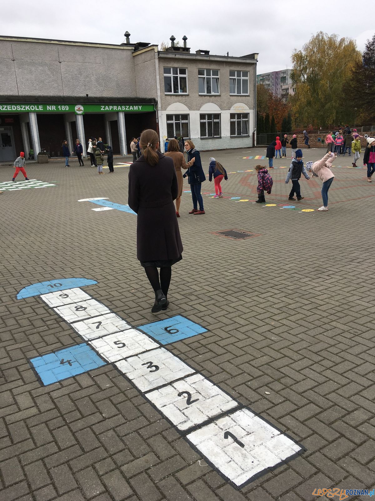Piatkowo - plac zabaw dla dzieci (1)  Foto: Jacek Tomaszewski