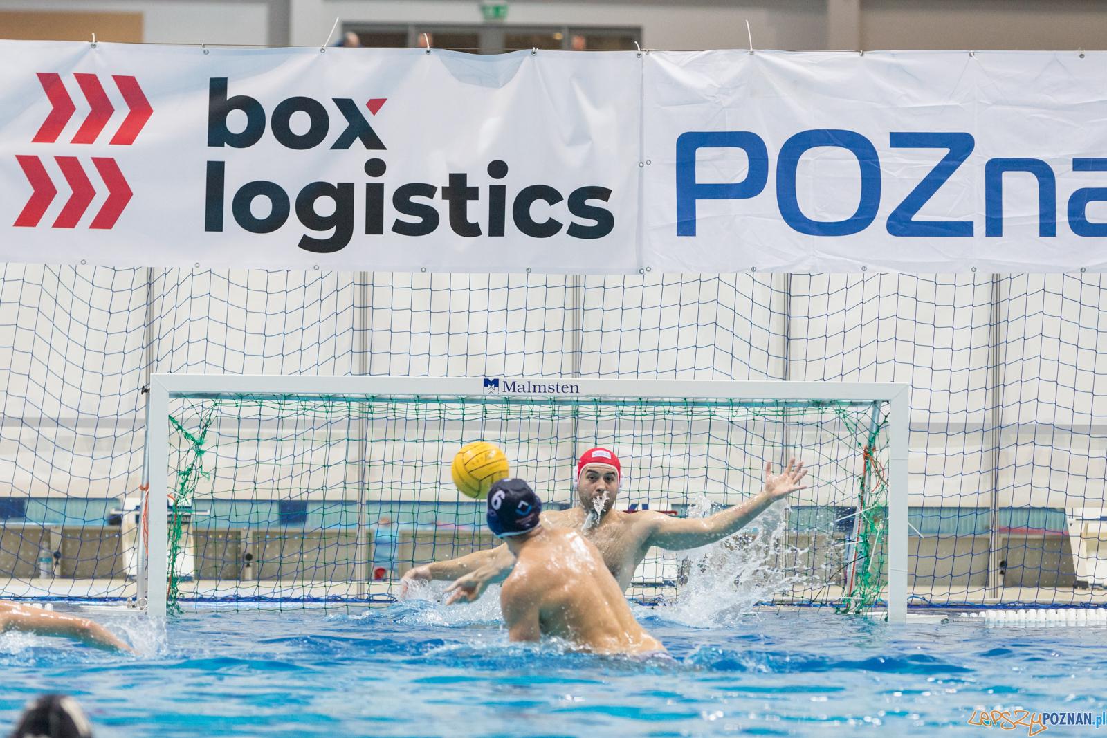 Box Logistics Waterpolo Poznań – ŁSTW Ocmer Łódź  Foto: lepszyPOZNAN.pl/Piotr Rychter