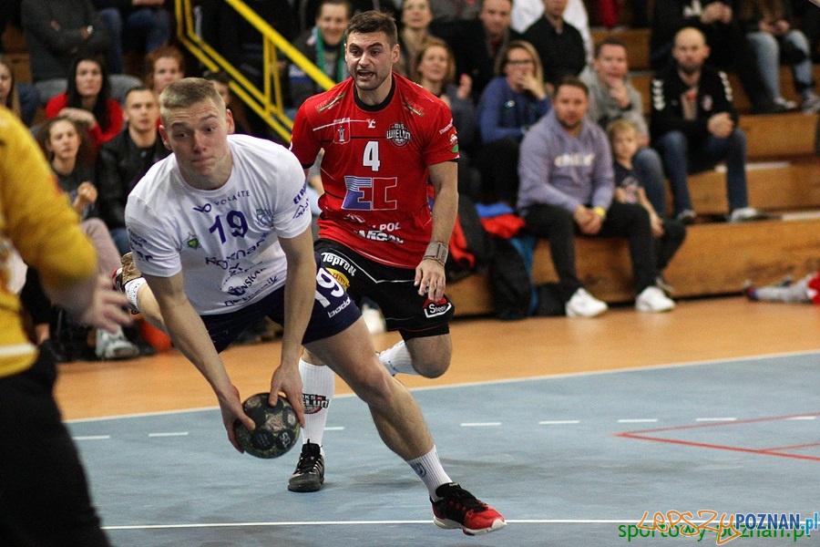 WKS_Grunwald_Poznań_-_MKS_Wieluń__62_  Foto: sportowy-poznan.pl / Elżbieta Skowron