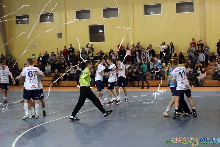 WKS_Grunwald_Poznań_-_MKS_Wieluń__75_  Foto: sportowy-poznan.pl / Elżbieta Skowron