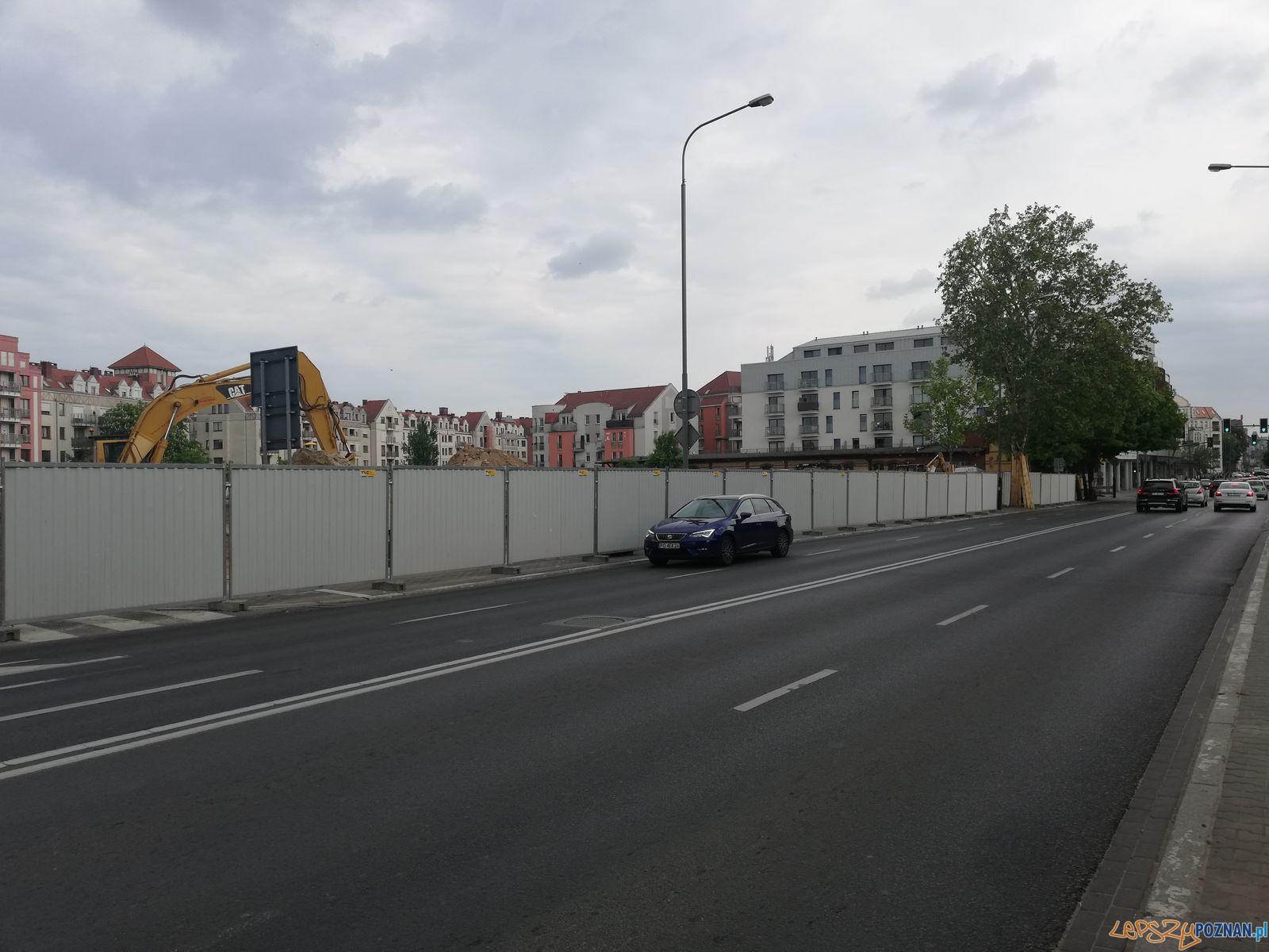 Garbary - zwężenie  Foto: Tomasz Dworek / Rada Starego Miasta