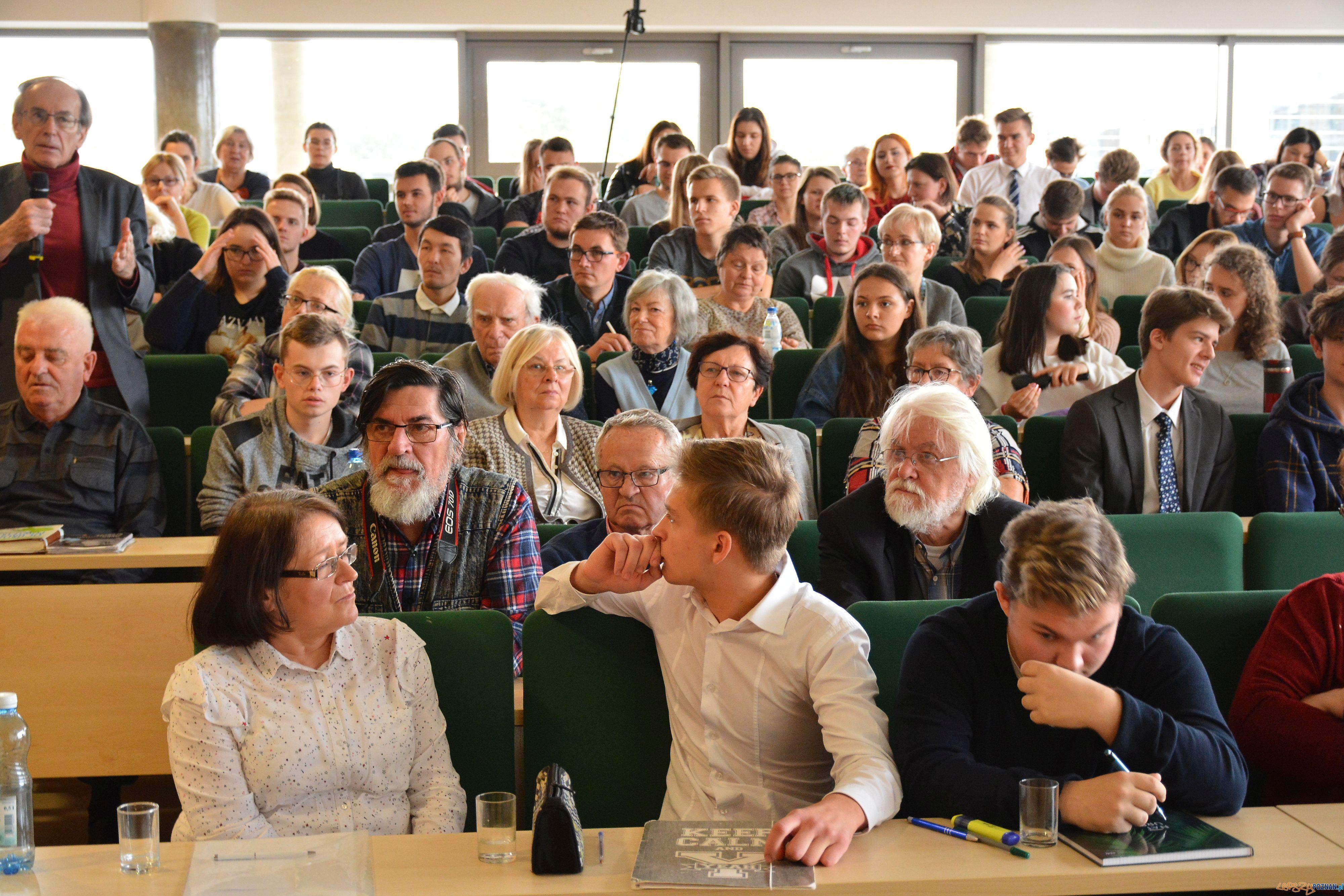 Debata Oksfordzka  Foto: Miejska Rada Seniorów