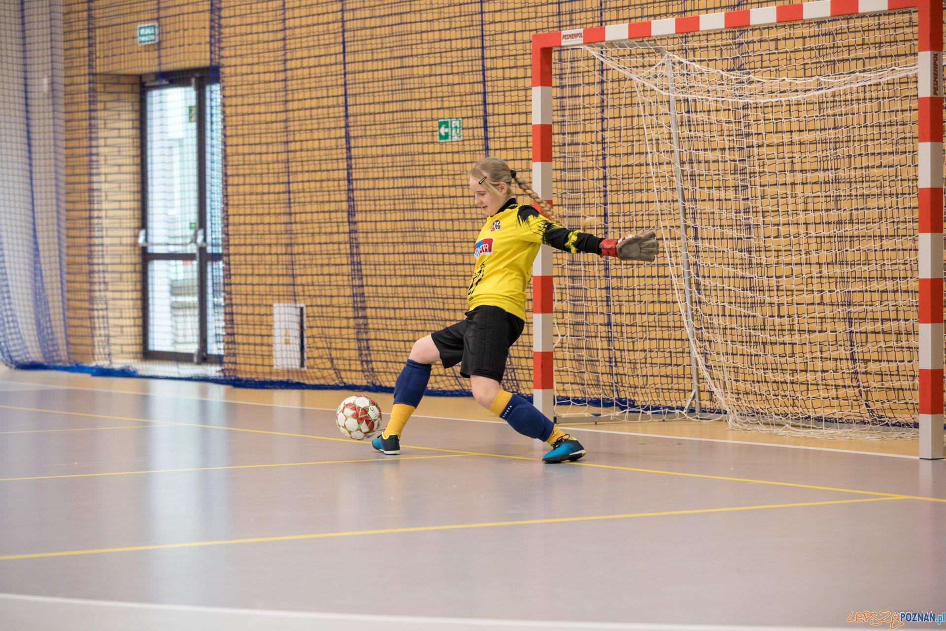 Piłka nożna dziewcząt (4)  Foto: Michał Kościelak / materiały prasowe