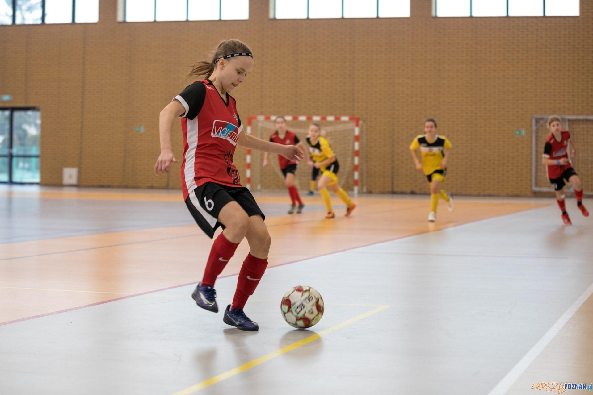 Piłka nożna dziewcząt (13)  Foto: Michał Kościelak / materiały prasowe