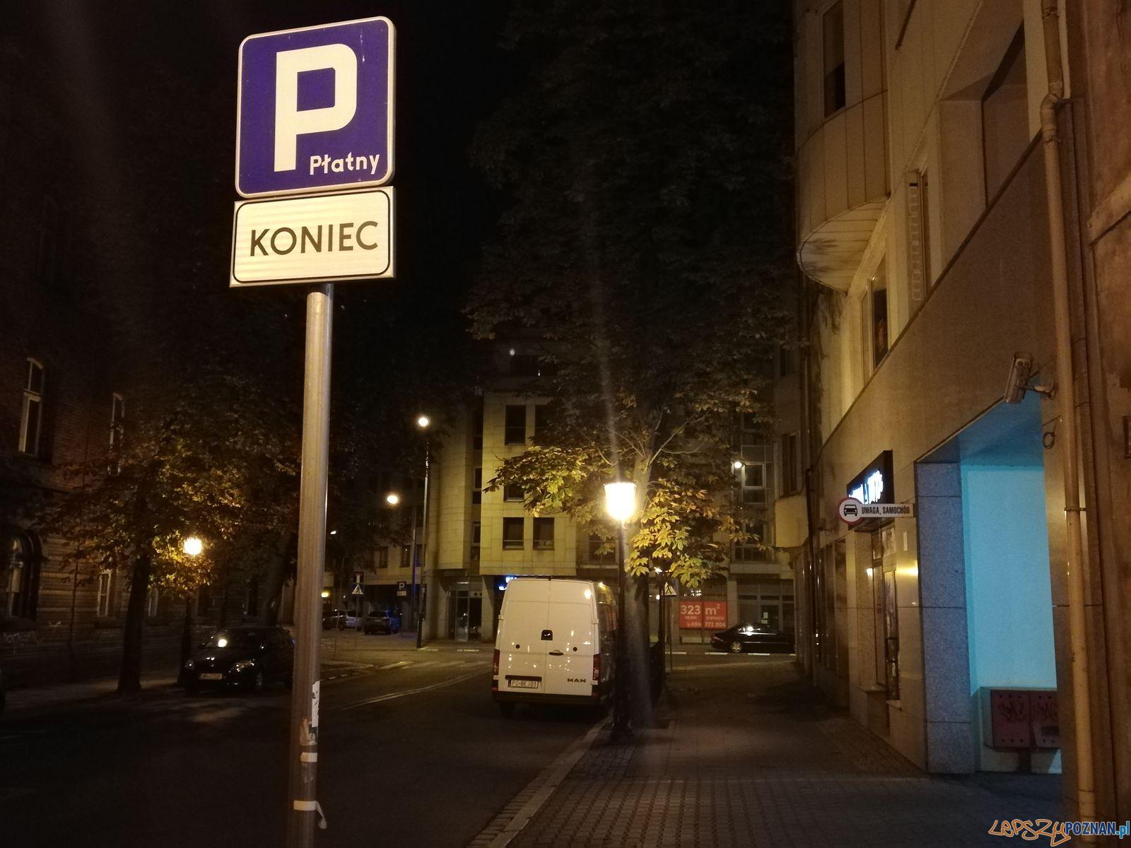 Parkowanie Dominikańska  Foto: