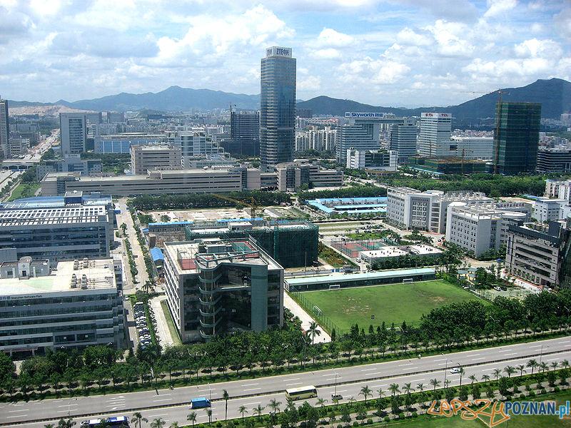 Shenzhen  Foto: materiały prasowe / UMP