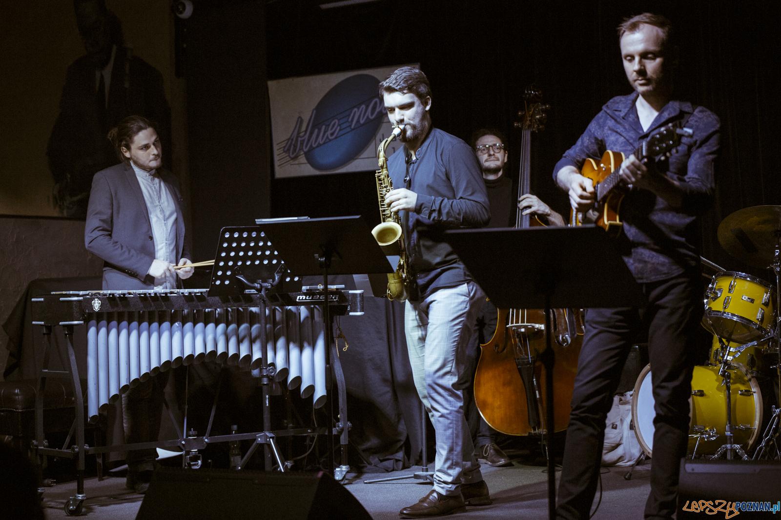 Robin & Tokłowicz International Quintet  Foto: lepszyPOZNAN.pl/Ewelina Jaśkowiak