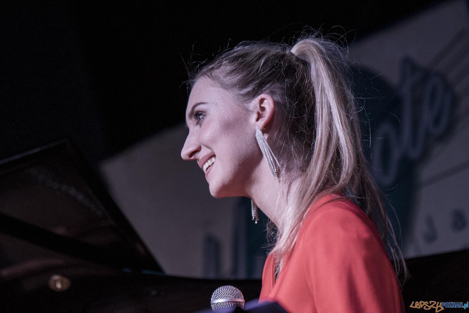 Judyta Pisarczyk - Lady In Jazz: Ella Fitzgerald and more  Foto: lepszyPOZNAN.pl / Ewelina Jaśkowiak