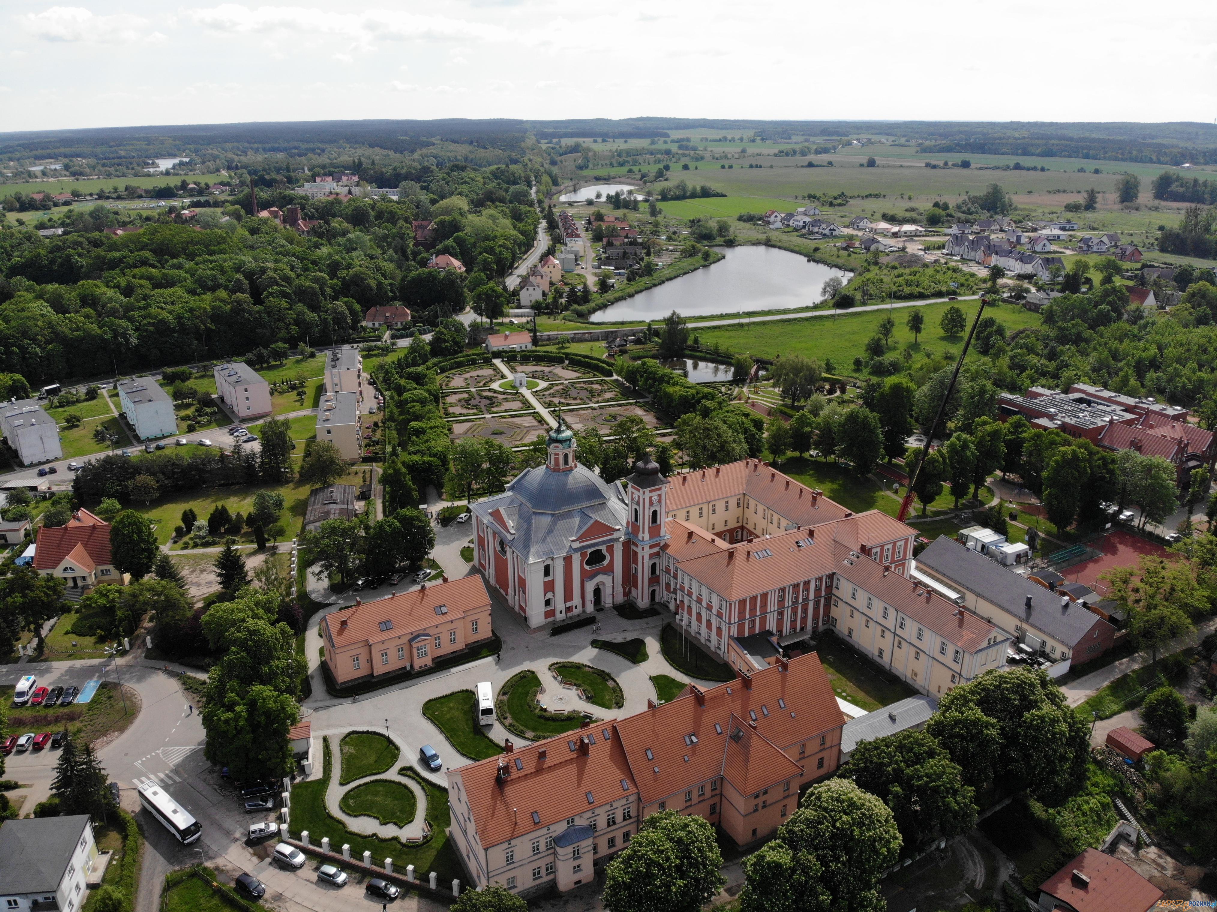 Ośrodek w Owińskach  Foto: