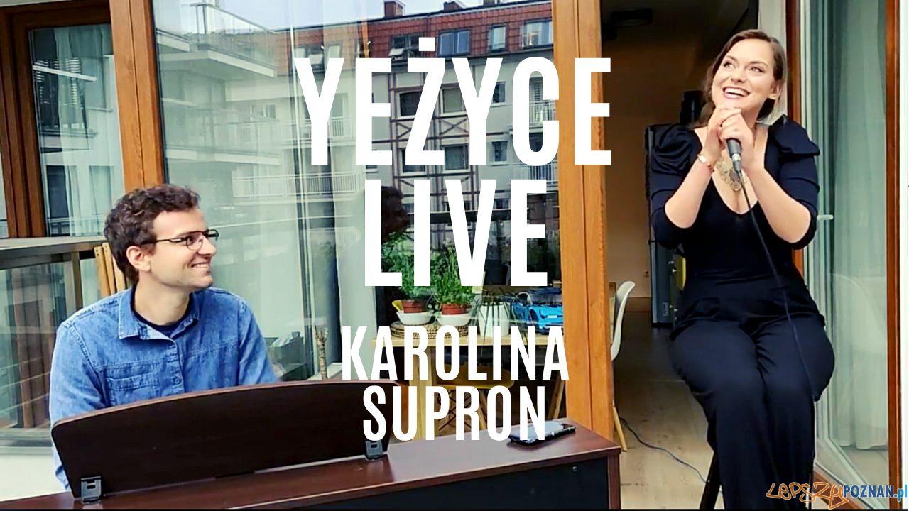 Yeżyce Live! Koncert balkonowy  Foto: materiały prasowe