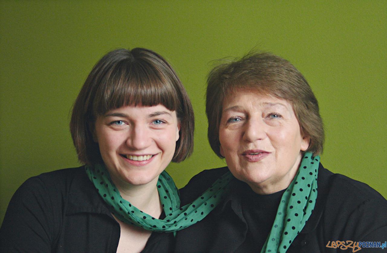 Małgorzata Musierowicz i Emilia Kiereś  Foto: materiały prasowe