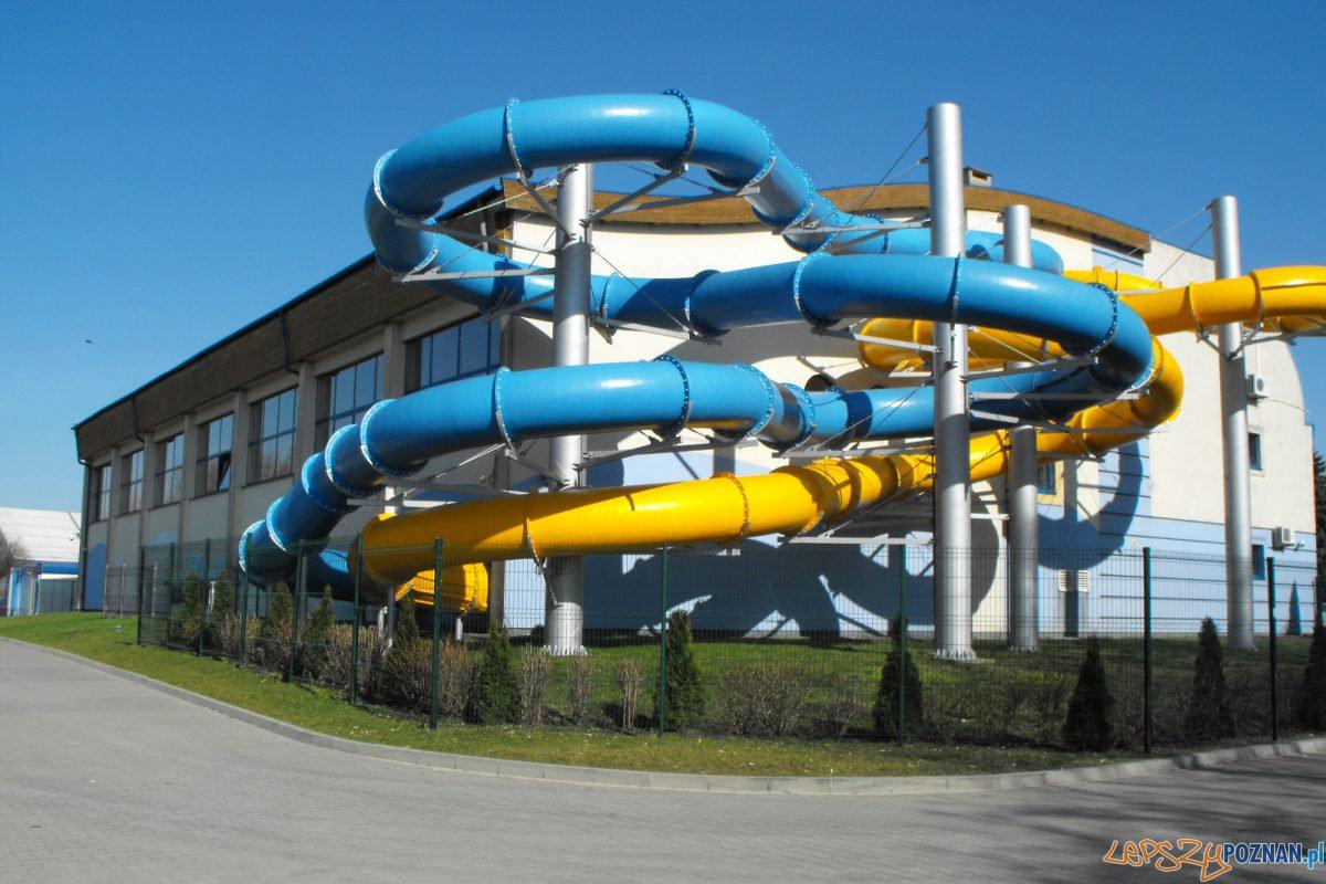 Pływalnia Wodny Raj Foto: Swarzędzkie Centrum Sportu i Rekreacji