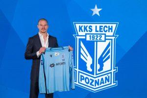 Foto: lechpoznan.pl / Przemysław Szyszka