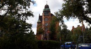 Rektorat Politechniki, plac Marii Skłodowskiej-Curie  Foto: lepszyPOZNAN / tab
