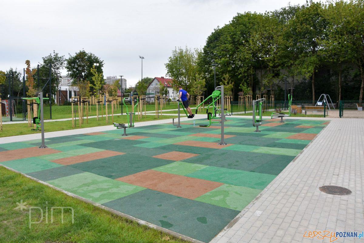 Park Rekreacji Starołęka Mała Foto: materiały prasowe / PIM