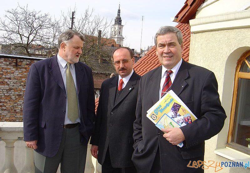 Jerzy Błoszyk  Foto: UMiG Wolsztyn