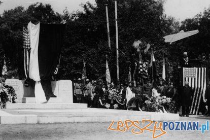 Pomnik Wilsona odsloniecie 1931 [IKC NAC] (5)  Foto: IKC NAC