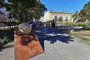 rzeźba a-wersja  Foto: materiały prasowe / UMP