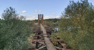 Most w Stobnicy będzie wpisany do rejestru zabytków  Foto: UM Oborniki