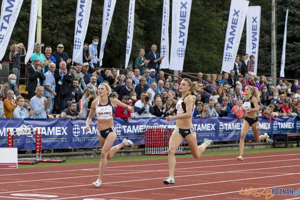 Poznań Athletics Grand Prix 2020  Foto: materiały prasowe / Adam Cereszko
