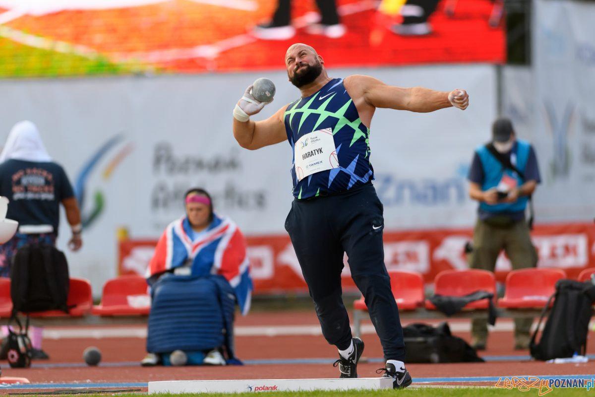 Poznań Athletics Grand Prix 2020 Foto: materiały prasowe / Jakub Kaczmarczyk