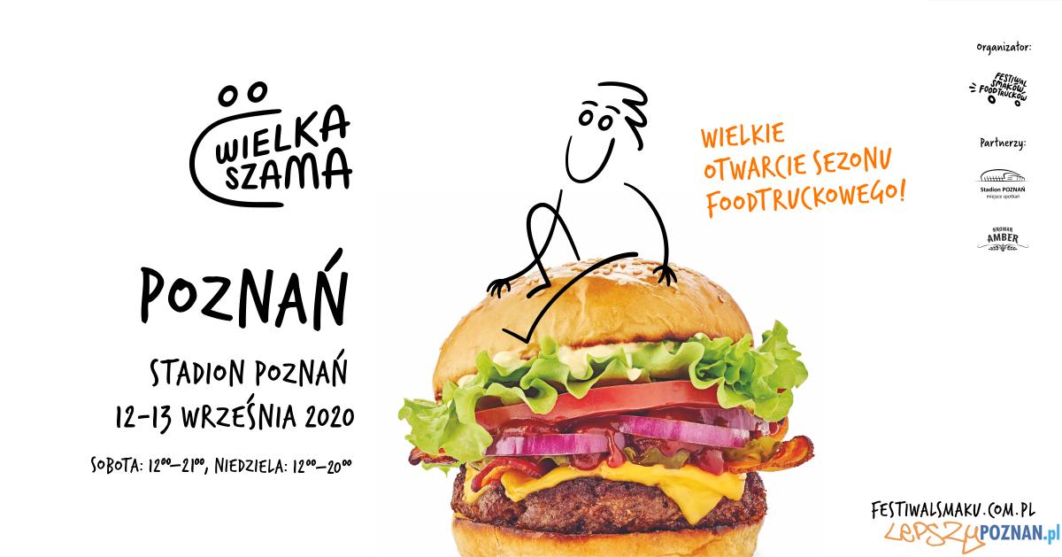 Wielka Szama Poznań 2020 Foto: materiały organizatora