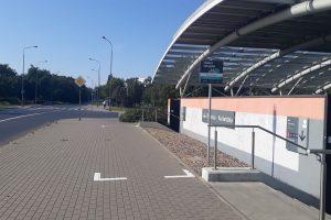 Piasnicka Kurlandzka stacja rowerru miejskiego  Foto: ZTM