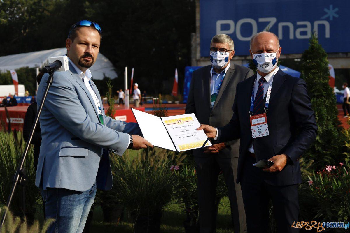 Poznań Athletics Grand Prix 2020 Foto: materiały prasowe / Adam Ciereszko