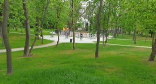 Park przy ul. Browarnej  Foto: lepszyPOZNAN / S9+