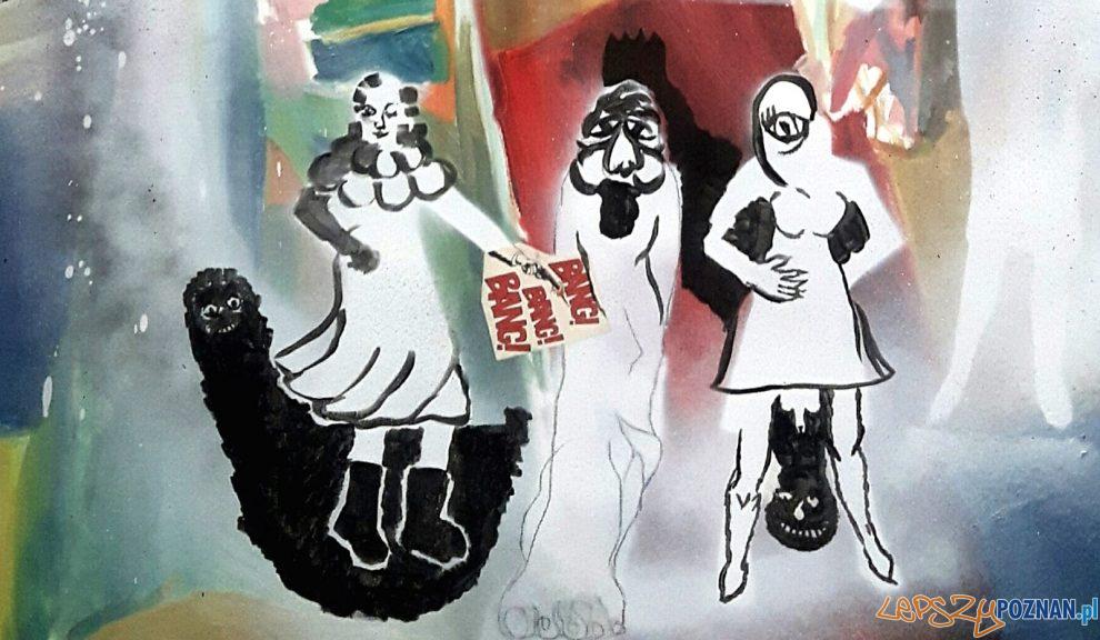Ewa Mrozikiewicz, Creepy is the new sexy  Foto: Galeria FWD - materiały prasowe