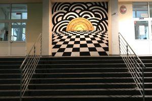 Mural tekstylny (6)  Foto: