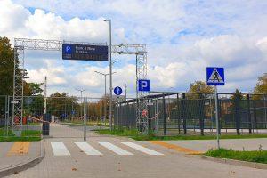Parking - św. Michała  Foto: lepszyPOZNAN.pl / S9+