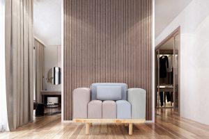 Fotel Brick  Foto: materiały prasowe